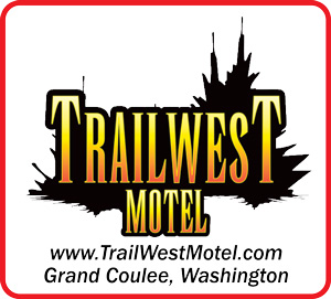 Trail West Motel, Grand Coulee, WA